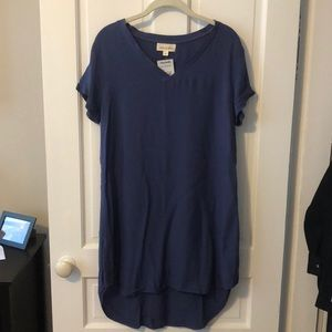 NWT Anthropologie Cloth & Stone T-shirt Dress